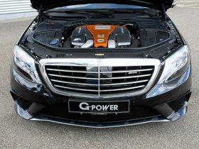 Ver foto 6 de G-power Mercedes AMG S63 Lang V222 2015