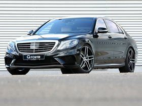 Ver foto 5 de G-power Mercedes AMG S63 Lang V222 2015