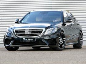 Ver foto 1 de G-power Mercedes AMG S63 Lang V222 2015