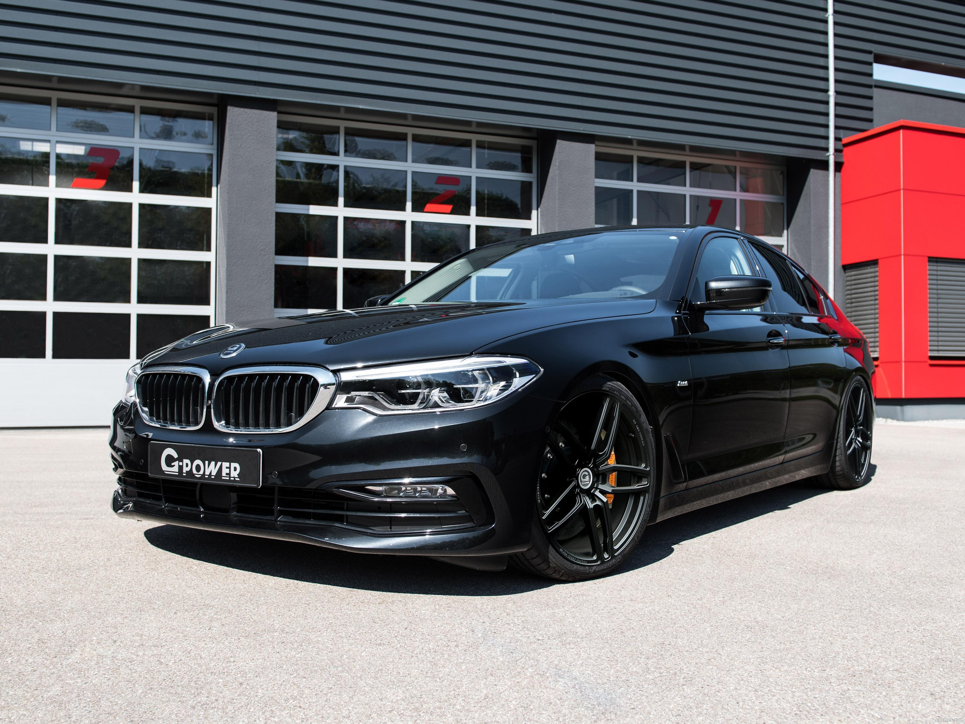 Foto 0 de BMW Serie 5 540i G-Power (G30) 2017