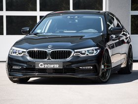 Ver foto 5 de BMW Serie 5 540i G-Power (G30) 2017