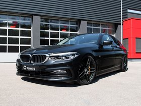 Ver foto 1 de BMW Serie 5 540i G-Power (G30) 2017