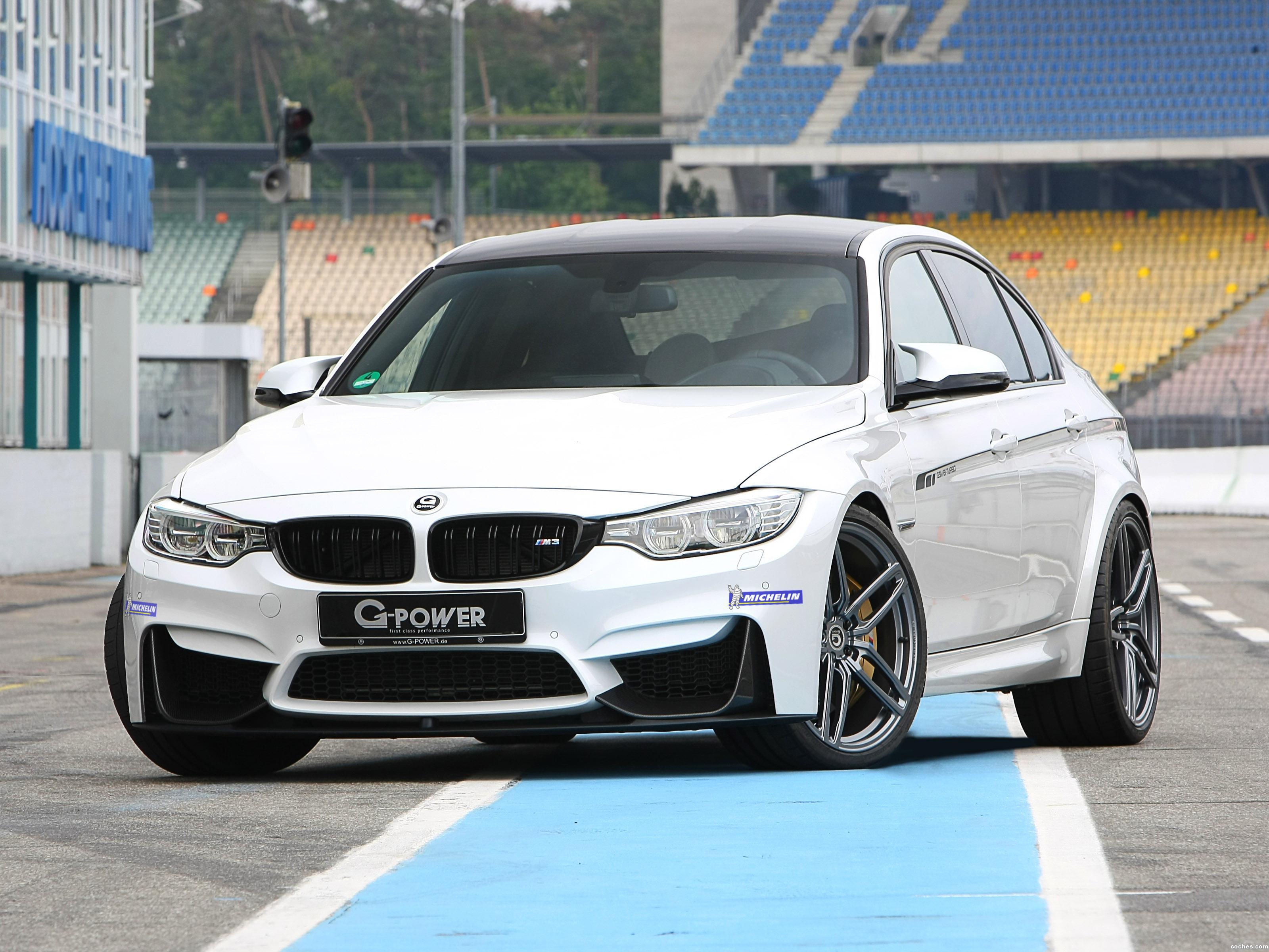 Foto 0 de G-power BMW M3 F30 2015