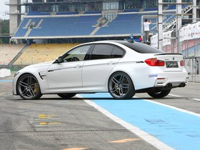 Ver foto 3 de G-power BMW M3 F30 2015