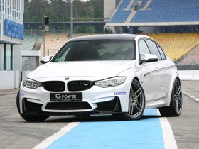 Fotos de G-power BMW M3 F30 2015