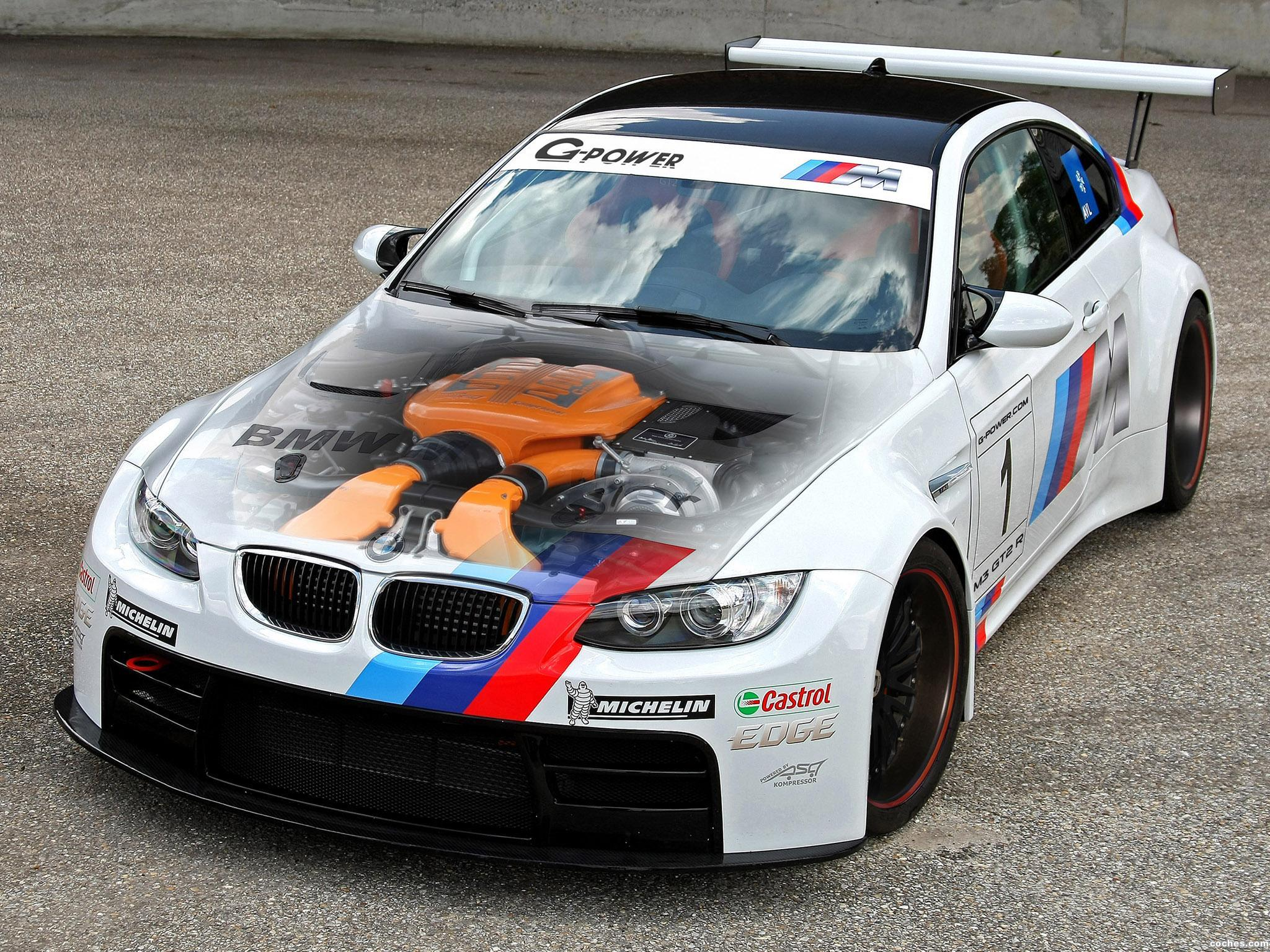 Foto 0 de BMW G Power Serie 3 M3 GT2 R E92 2013