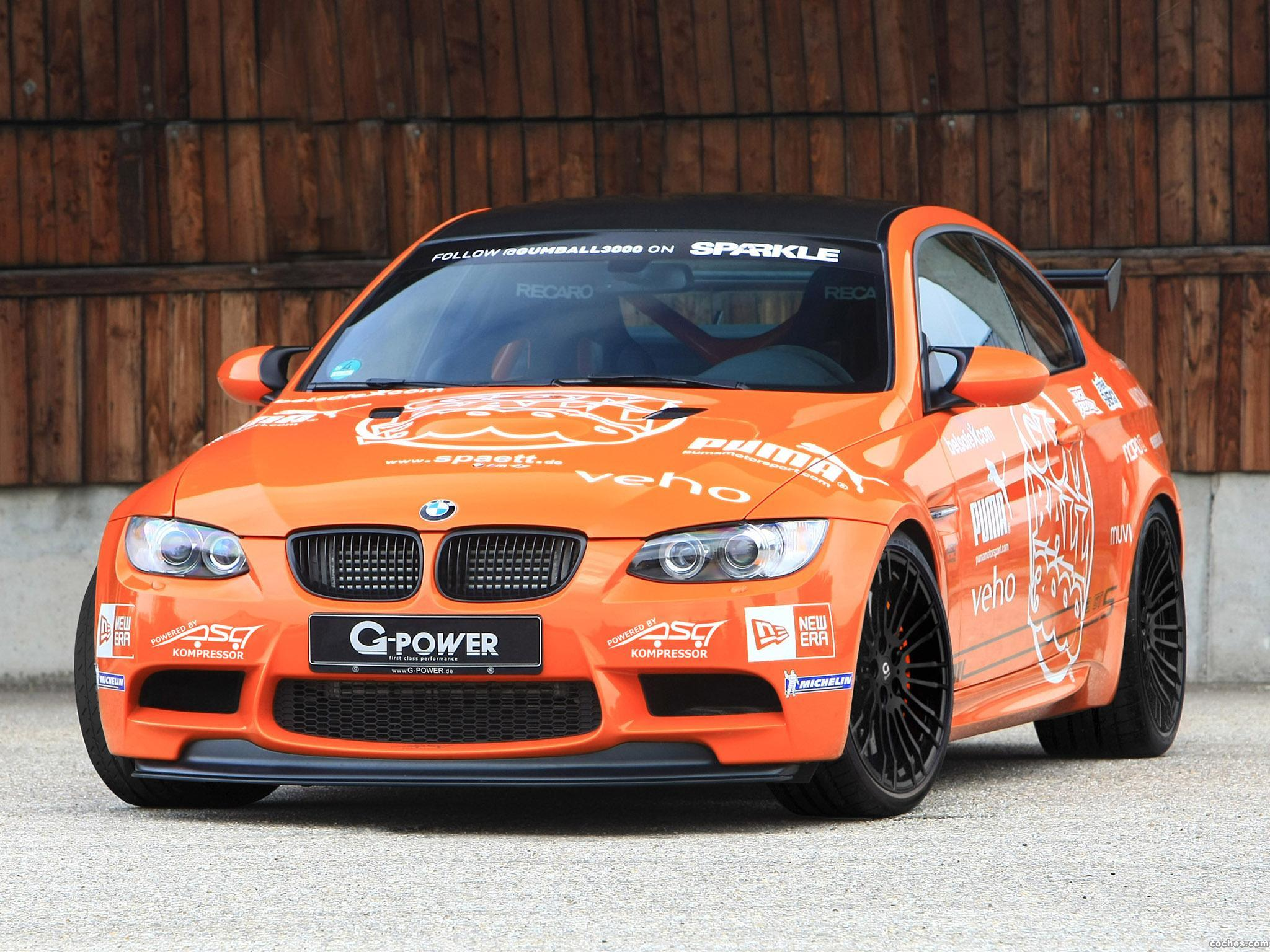 Foto 0 de G Power BMW Serie 3 M3 GTS SK II Sporty Drive TU Super 2013