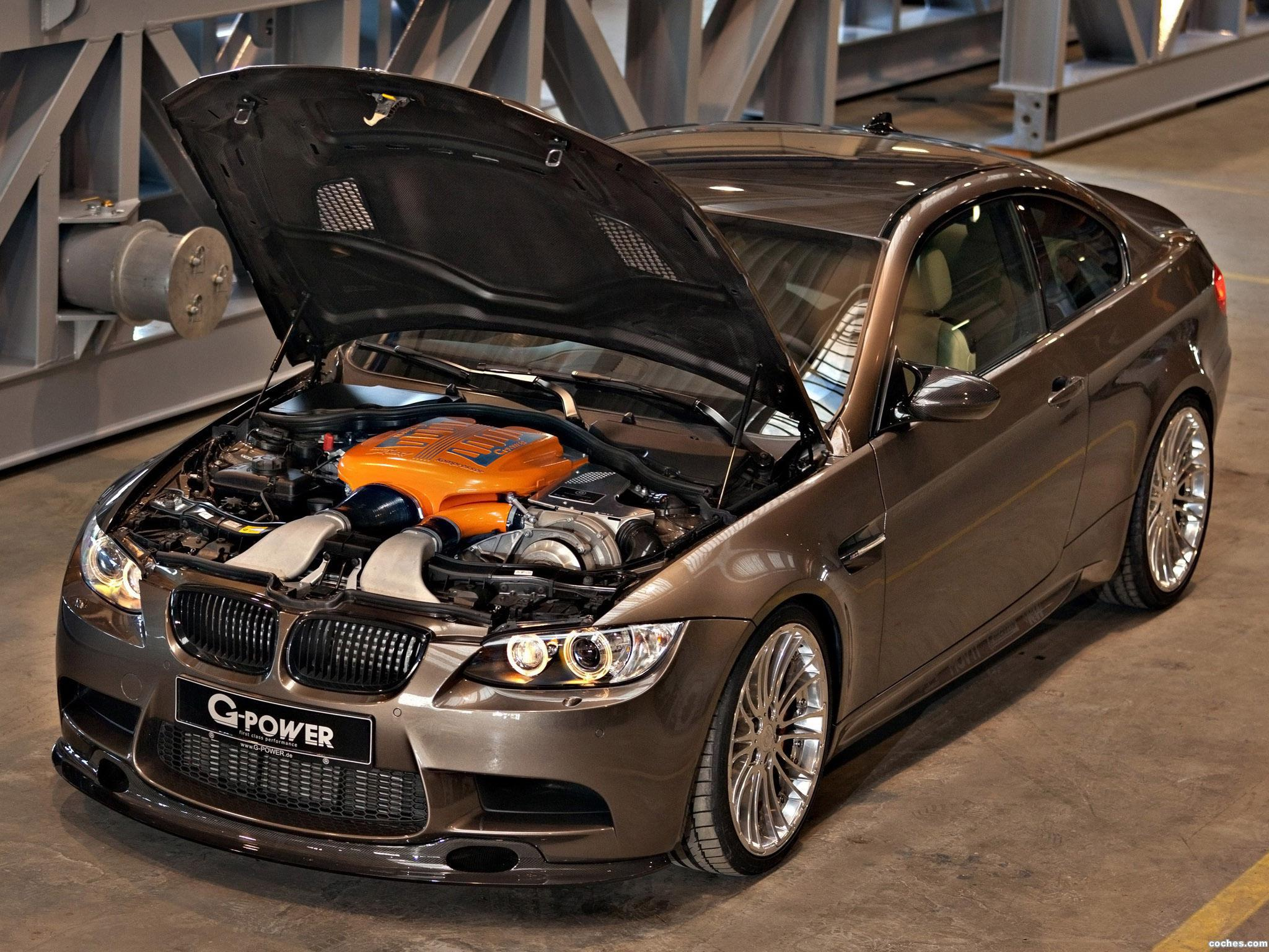 Foto 0 de G Power BMW Serie 3 M3 Hurricane RS E92 2013