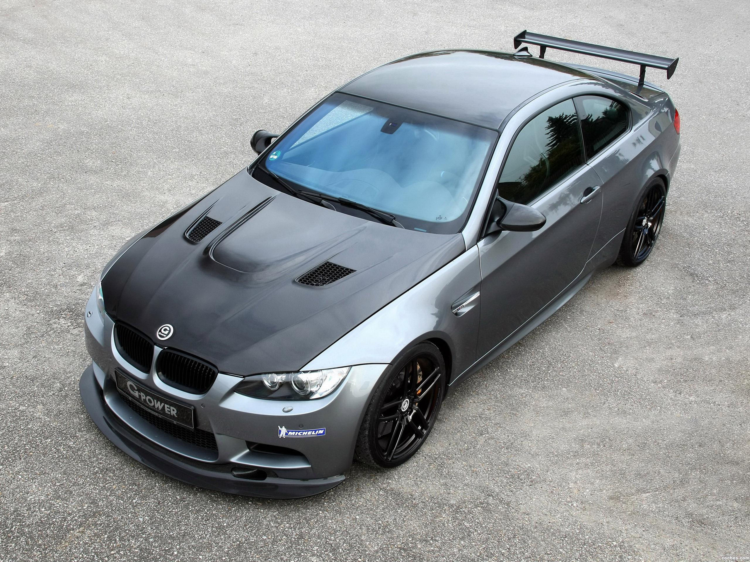 Foto 0 de G-power BMW M3 RS E9X E92 2015