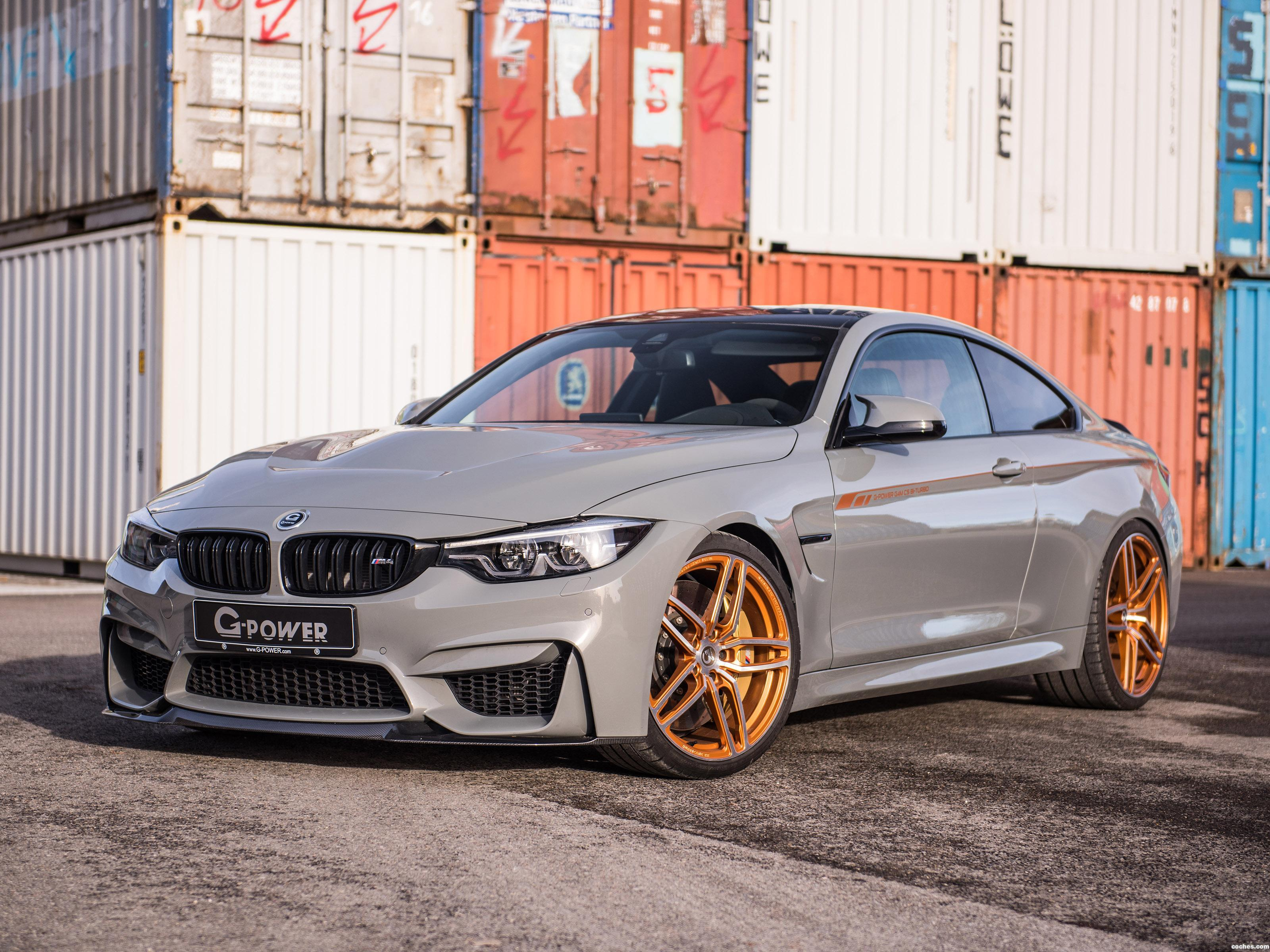Foto 0 de BMW M4 CS G-Power (F82) 2018