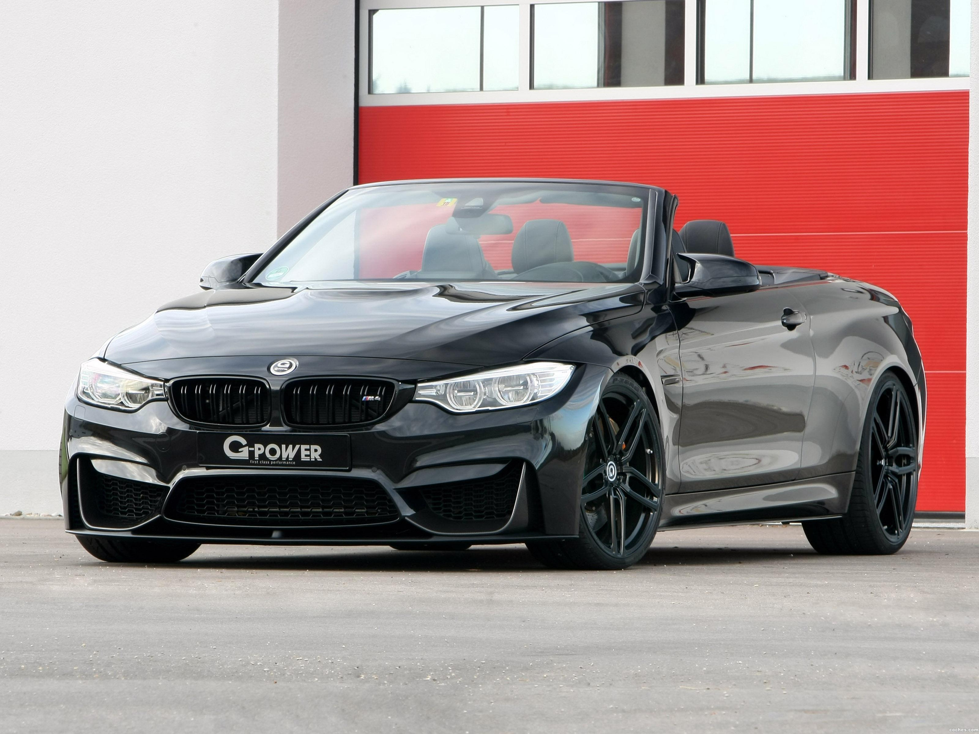 Foto 0 de G-power BMW M4 Cabrio F83 2016