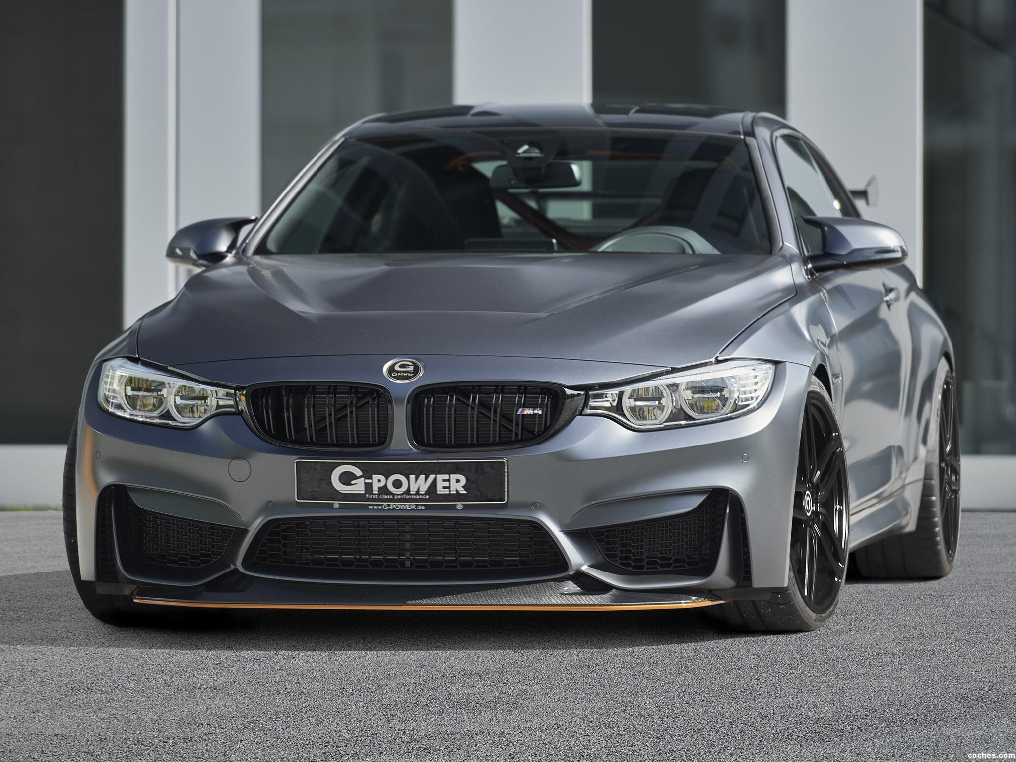 Foto 3 de G-power BMW M4 GTS F82 2016