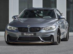 Ver foto 4 de G-power BMW M4 GTS F82 2016
