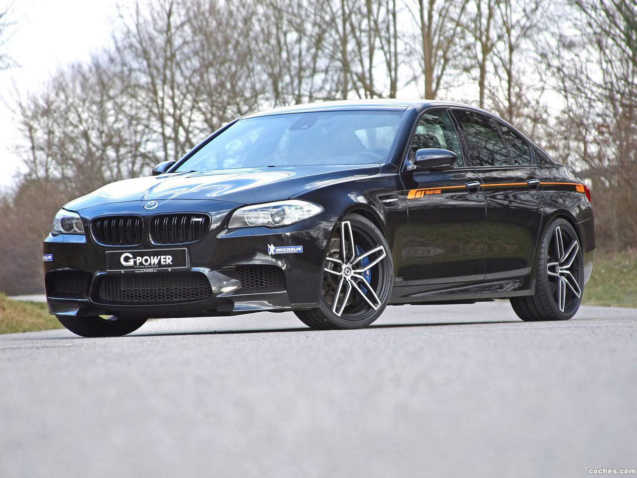 Foto 0 de G-power BMW M5 F10 2015