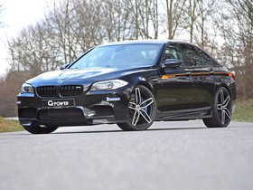 Fotos de G-power BMW M5 F10 2015