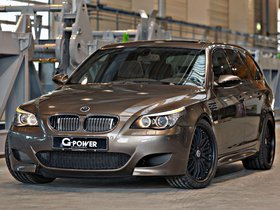 Fotos de G Power BMW Serie 5 M5 Hurricane RR Touring E61 2014