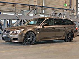 Ver foto 4 de G Power BMW Serie 5 M5 Hurricane RR Touring E61 2014