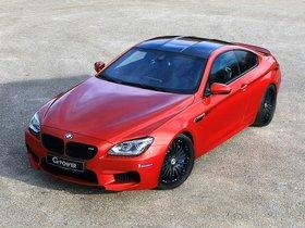 Ver foto 5 de G Power BMW  Serie 6 M6 Coupe F13 2013
