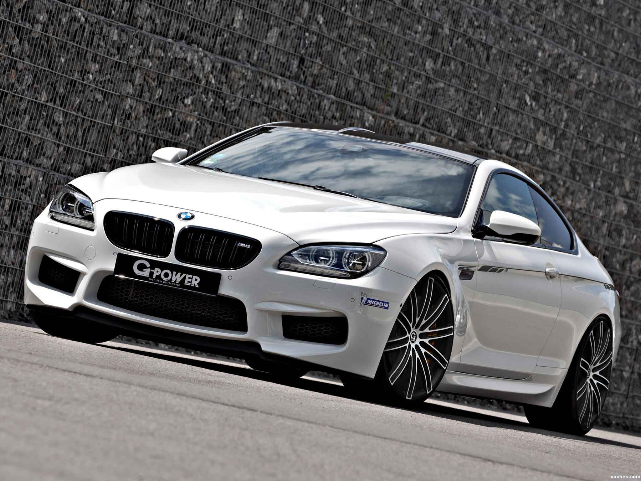 Foto 0 de G-Power BMW M6 F13 2013