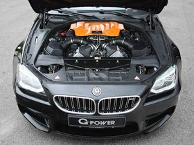 Ver foto 8 de BMW G Power Serie 6 M6 Gran Coupe 2013