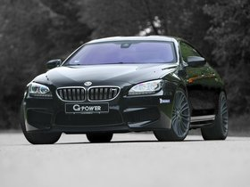 Ver foto 5 de BMW G Power Serie 6 M6 Gran Coupe 2013