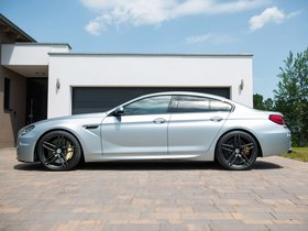 Ver foto 4 de BMW G-Power Serie 6 M6 Gran Coupe 2014