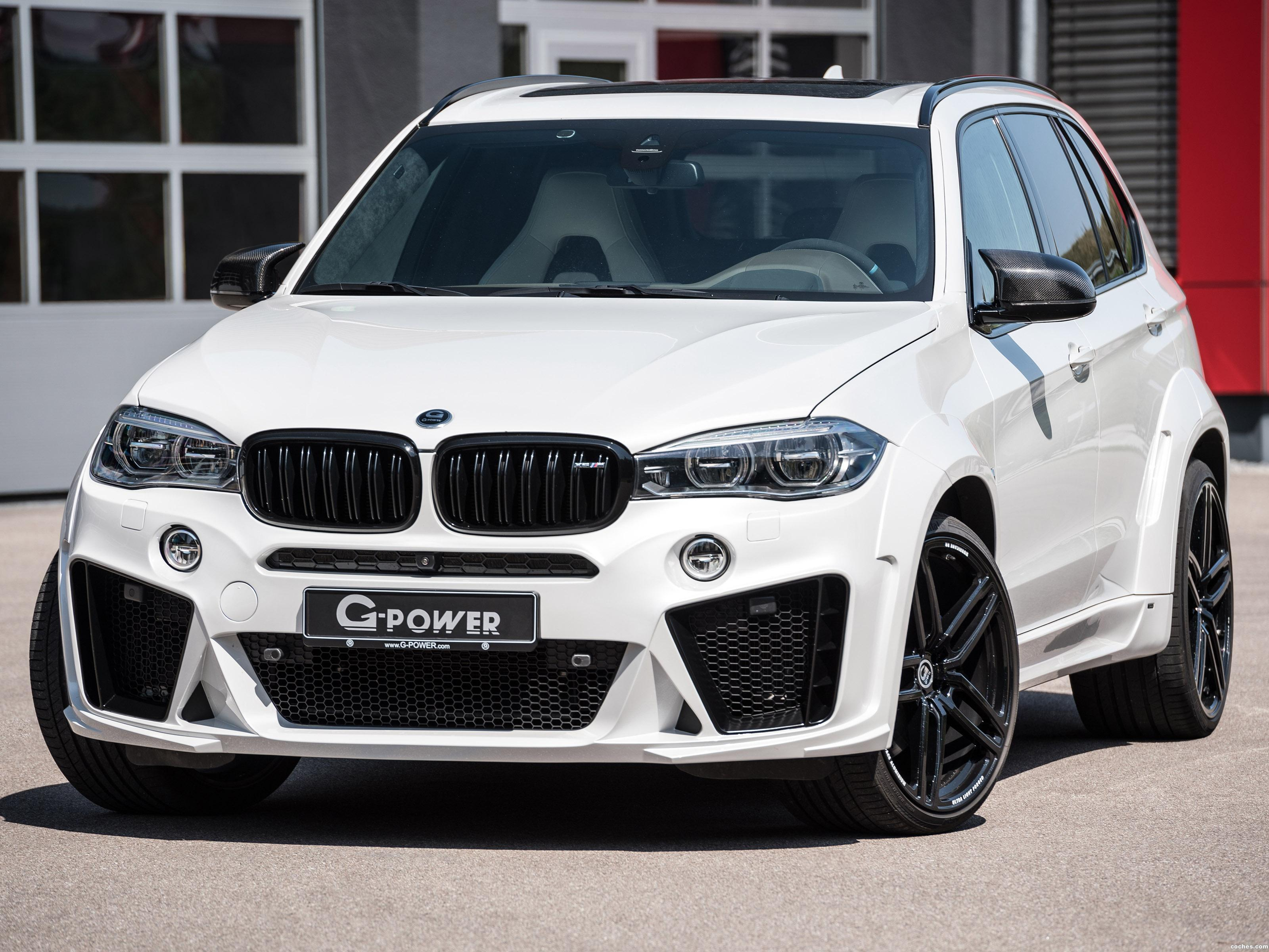 Foto 0 de G-Power BMW X5 M Typhoon (F85) 2017
