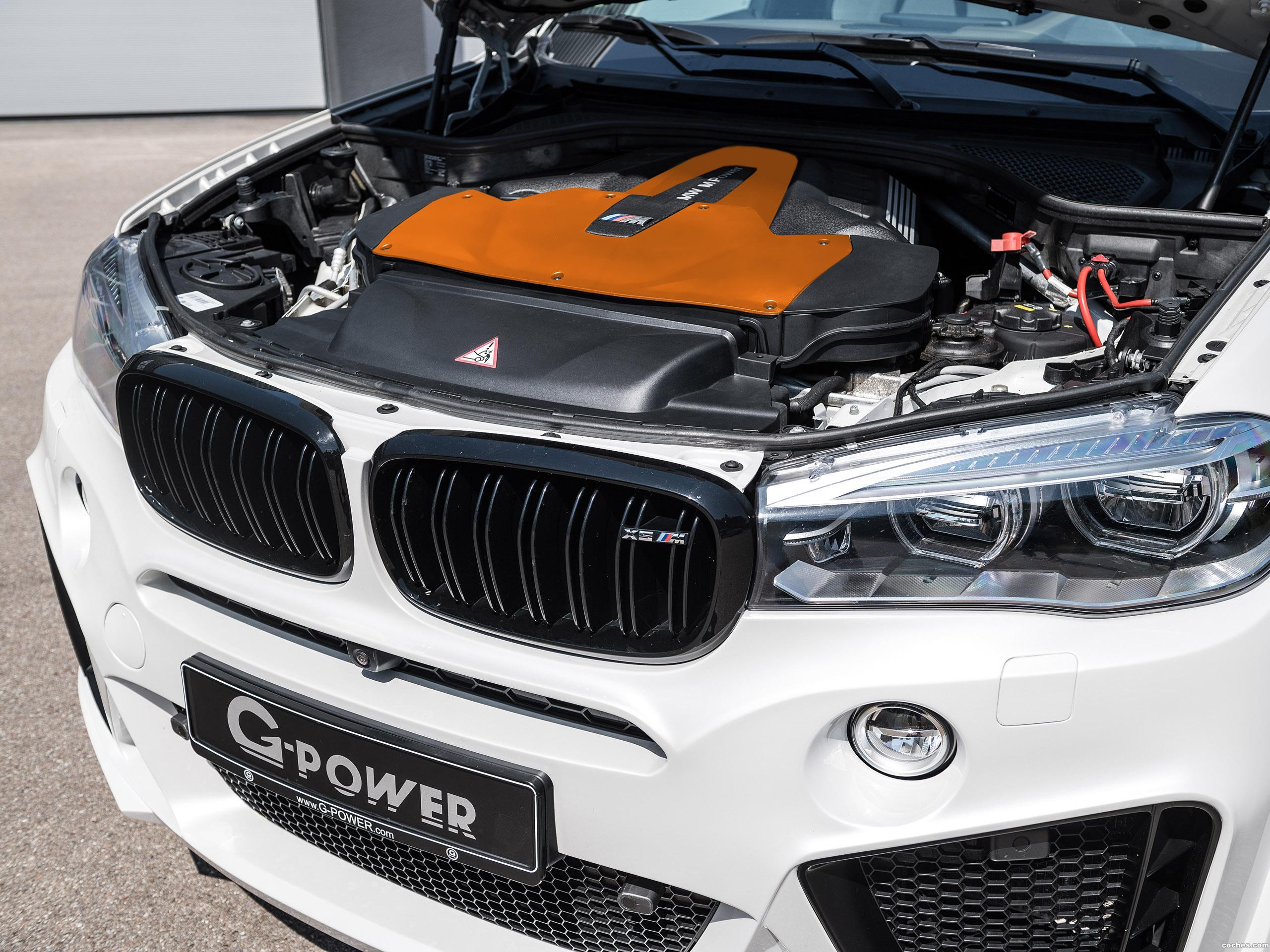 Foto 6 de G-Power BMW X5 M Typhoon (F85) 2017