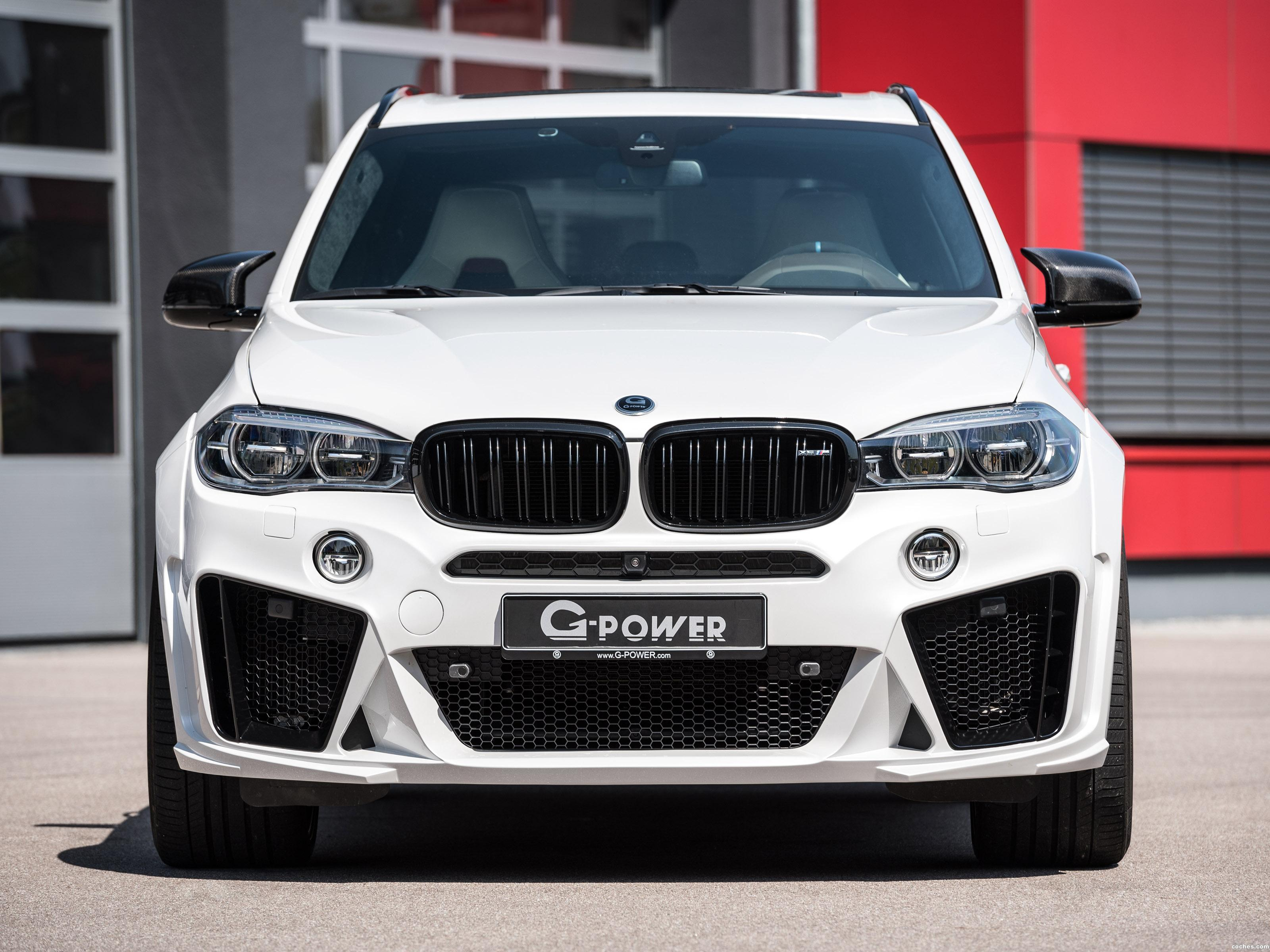 Foto 1 de G-Power BMW X5 M Typhoon (F85) 2017