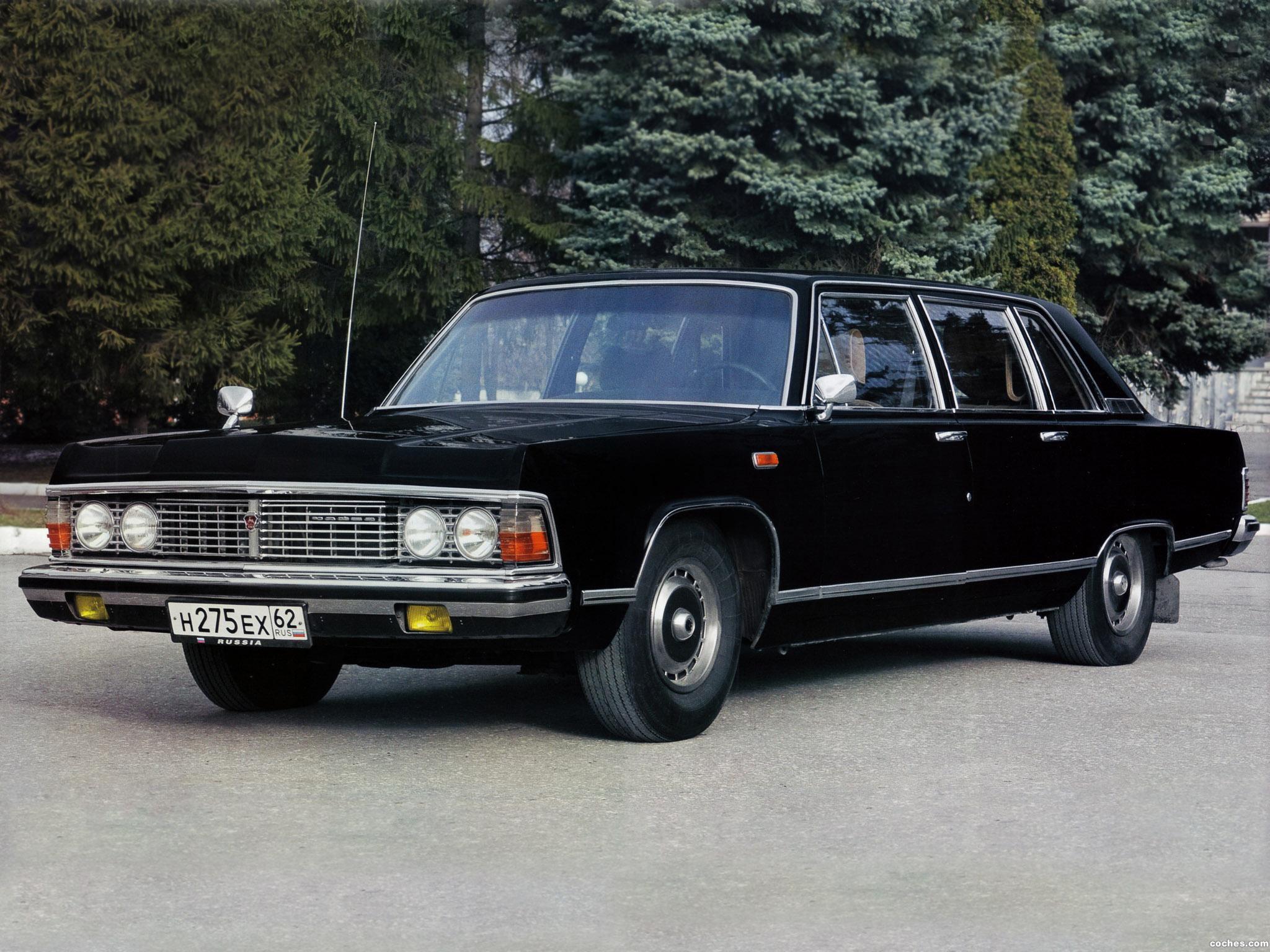 Foto 0 de GAZ 14 Csajka 1976