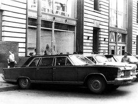 Ver foto 2 de GAZ 14 Csajka Prototype I Series 1967
