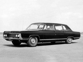Ver foto 1 de GAZ 14 Csajka Prototype II Series 1970