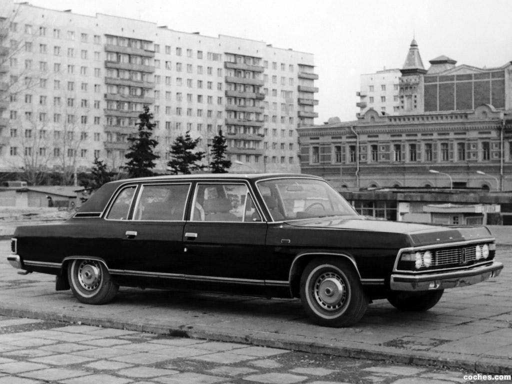 Foto 0 de GAZ 14 Csajka Prototype III Series 1972