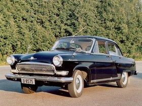 Ver foto 1 de GAZ 21 Volga 1962