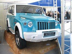 Ver foto 1 de GAZ 2169 Kombat 2005