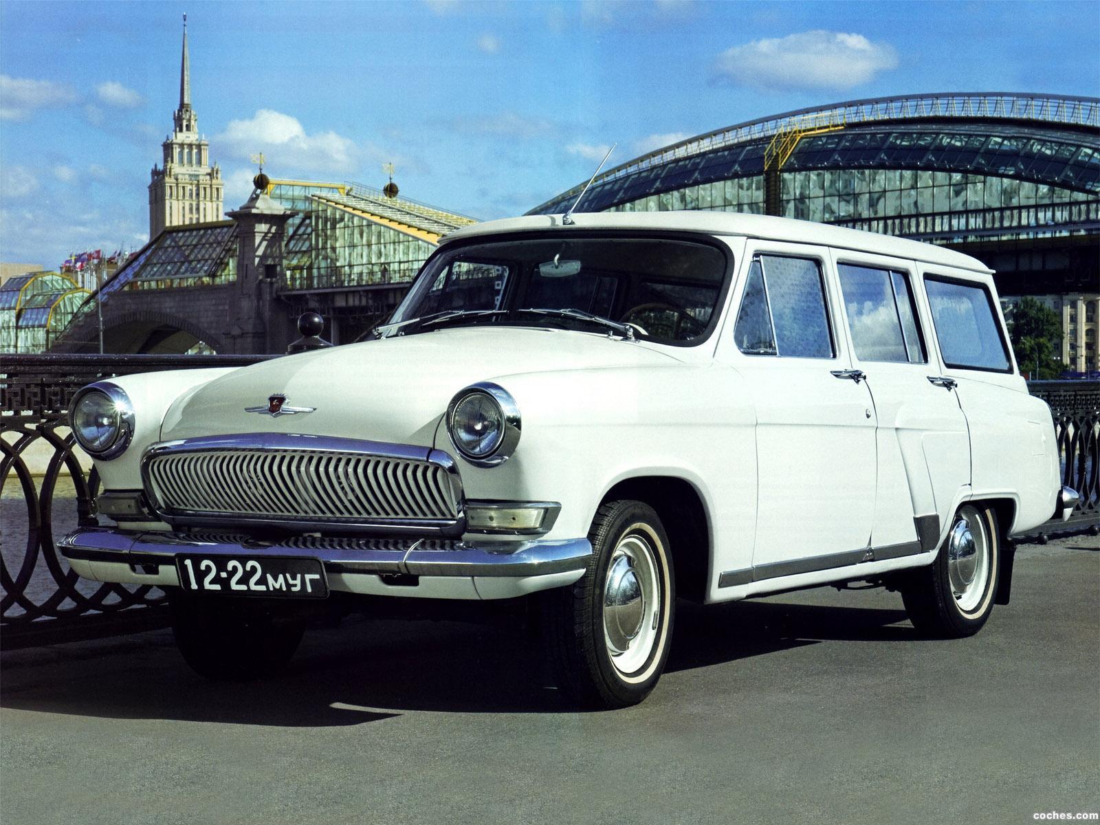 Foto 0 de GAZ 22 Volga 1962