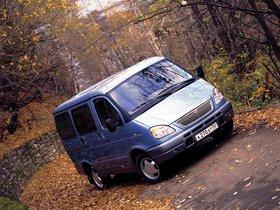 Ver foto 2 de GAZ 2217 Sobol Barguzine Prototype 1998