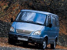 Ver foto 1 de GAZ 2217 Sobol Barguzine Prototype 1998