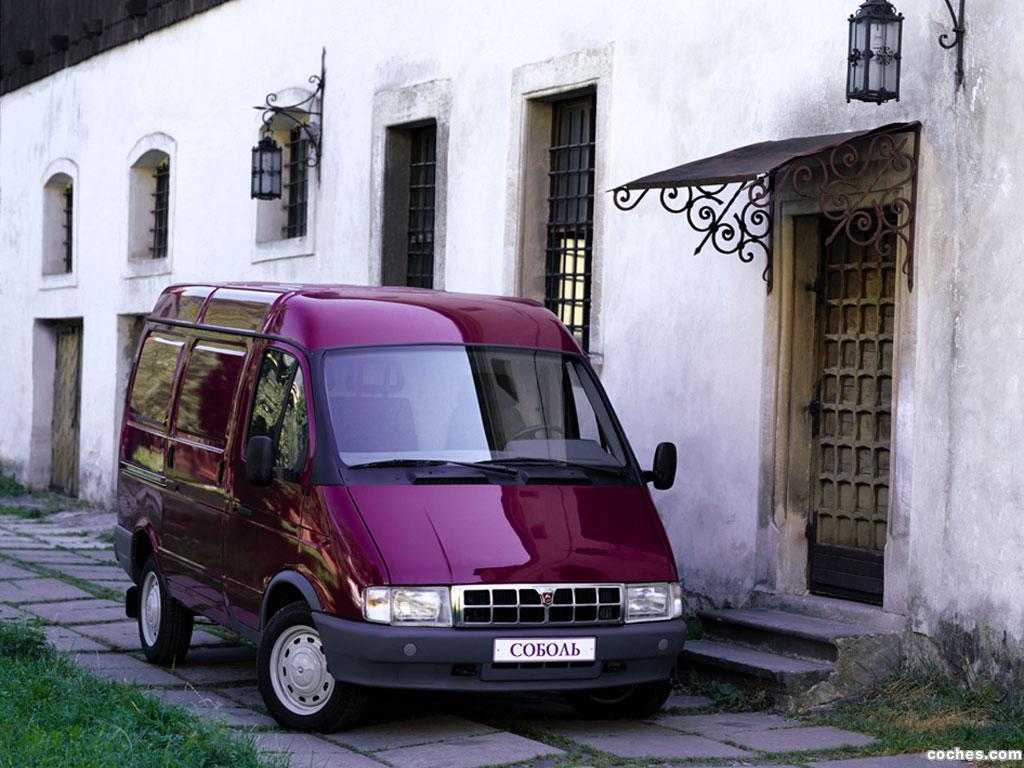 Foto 0 de GAZ 2752 Sobol Wagon 1998
