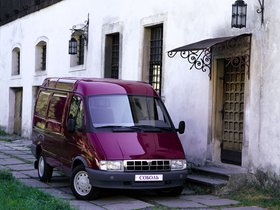 Ver foto 1 de GAZ 2752 Sobol Wagon 1998