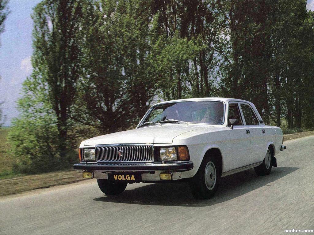 Foto 0 de GAZ 3102 Volga 1982