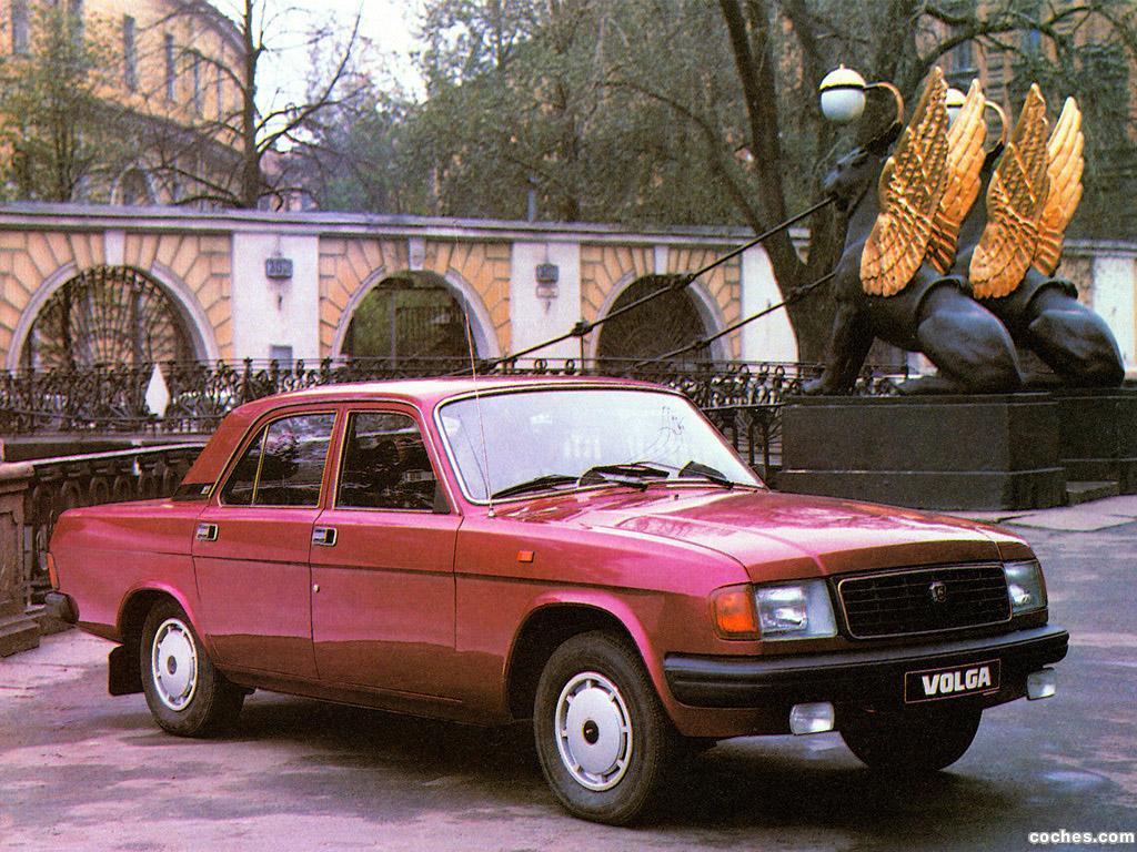 Foto 0 de GAZ 31029 Volga 1992