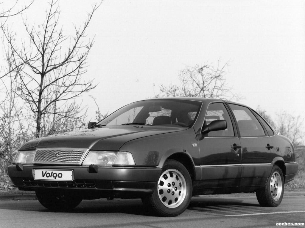 Foto 0 de GAZ 3105 Volga 1992
