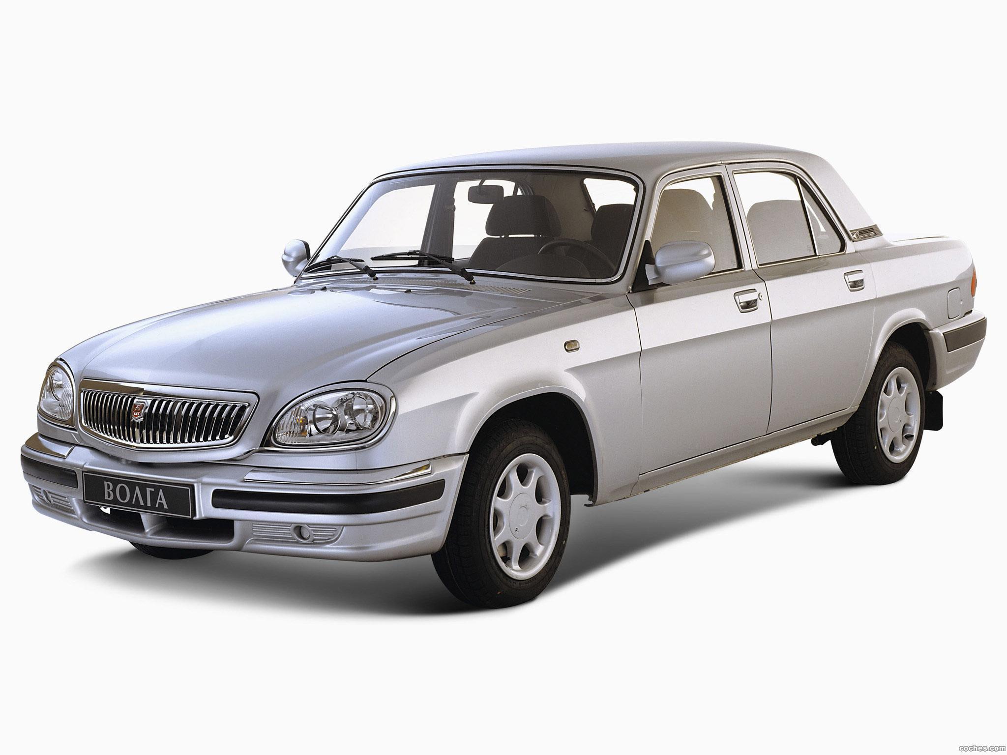 Foto 0 de GAZ 31105 Volga 2004