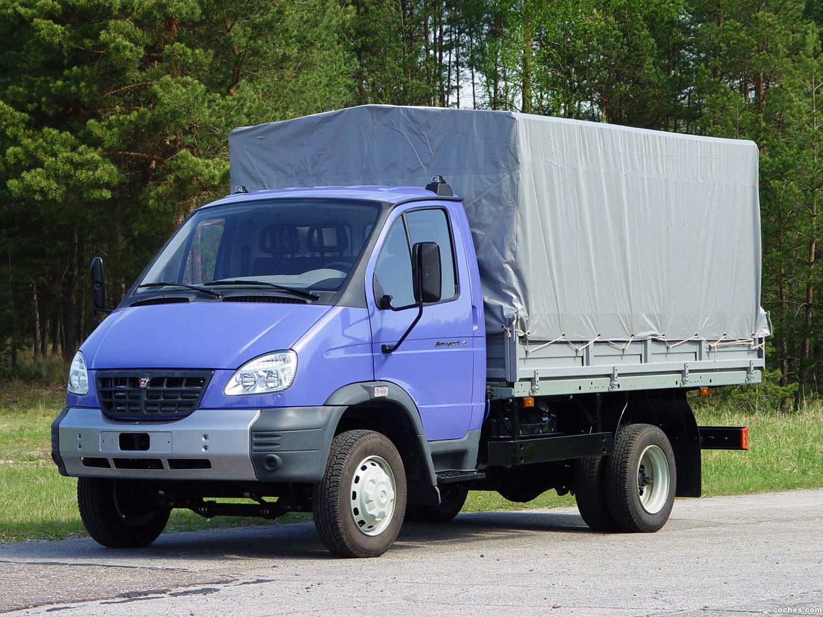 Foto 0 de GAZ 3310 Valdai 2004