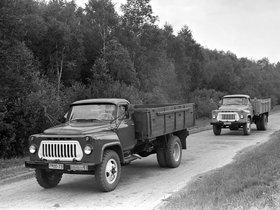 Ver foto 2 de GAZ 53A 1965