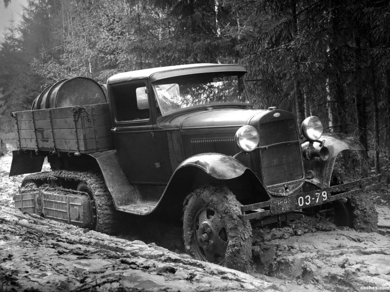 Foto 0 de GAZ 60 1938