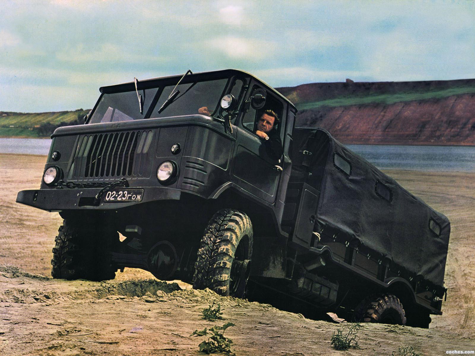 Foto 0 de GAZ 66 1964