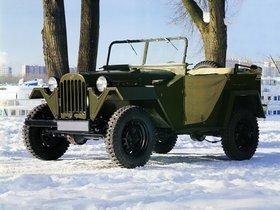 Ver foto 1 de GAZ 67 1944