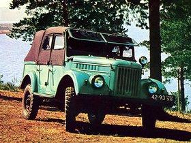 Ver foto 1 de GAZ 69A 1954
